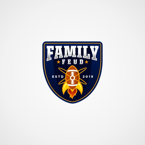 Logo Concept for Family Feud