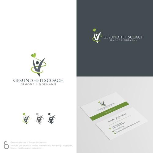 Logo design for Gesundheitscoach Simone Lindemann