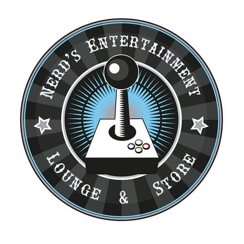 Nerd's Entertainment - Logo