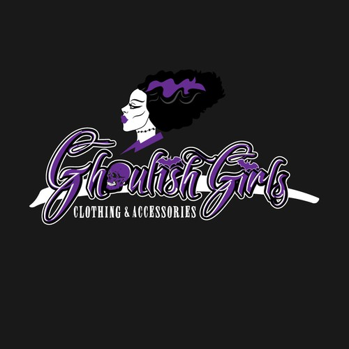 Ghoulish Girls Logo