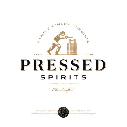 Pressed Spirits distilling co