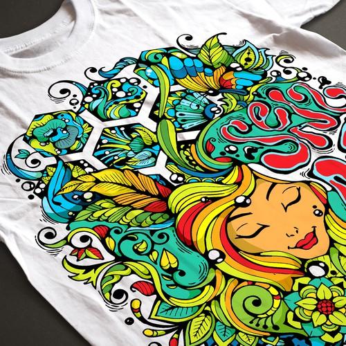 Sens Dep Tshirt Design