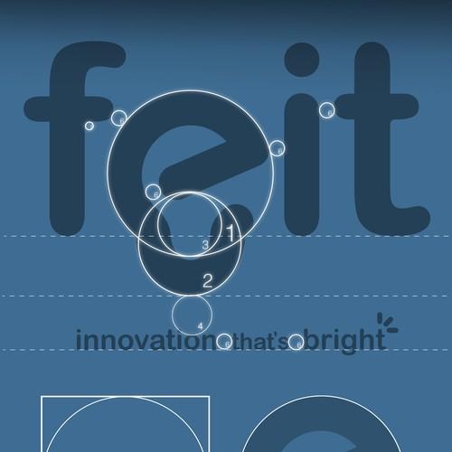 Feit Electric Logo Design