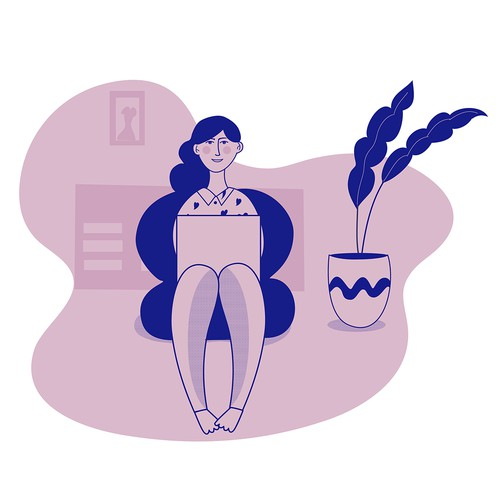 Femenine character for Twinklens  web.