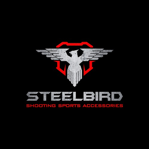 Logo design for Steel Bird tactical