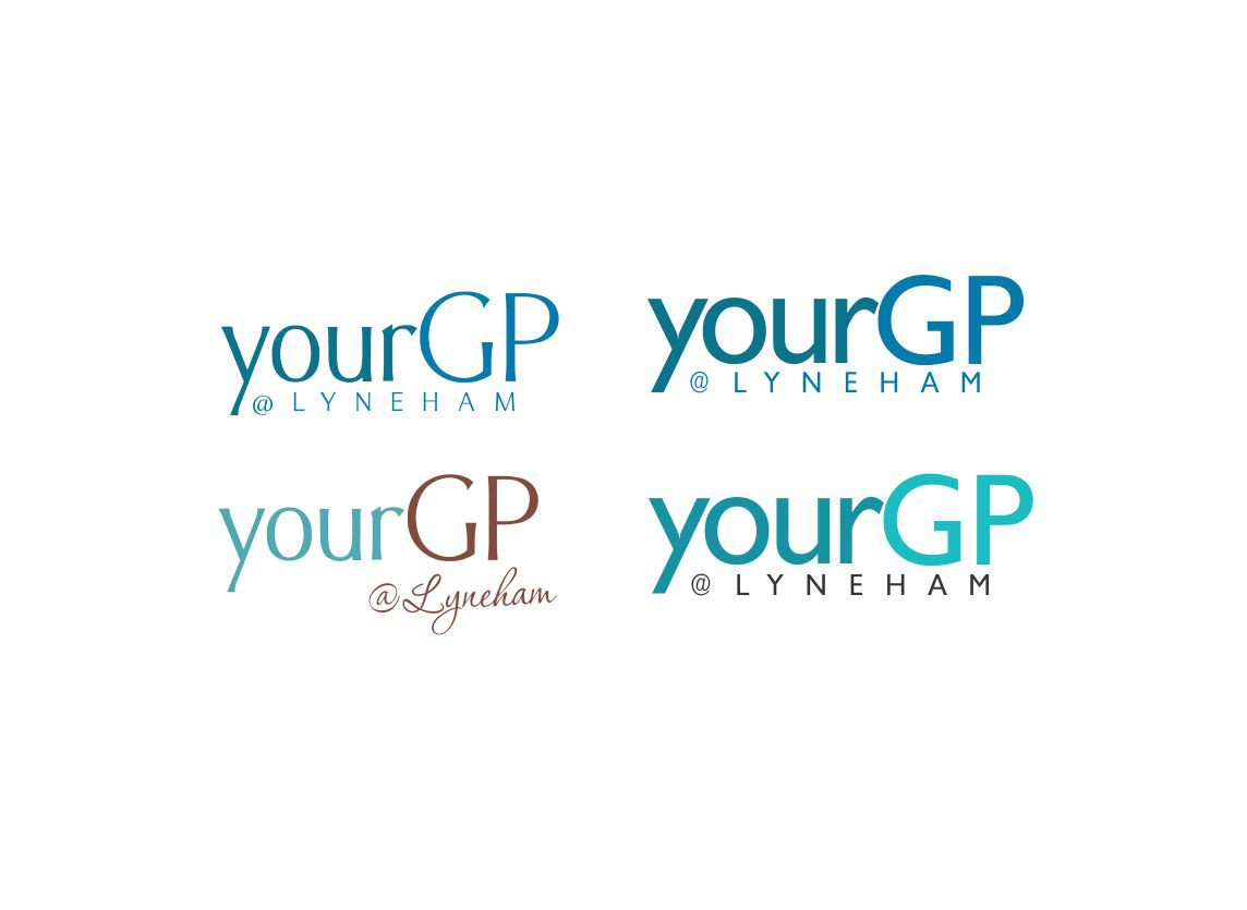 Help yourGP@Lyneham with a new logo
