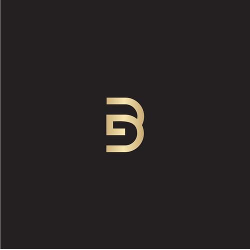 B + G = Concept Monogram Balli Development Group Logo