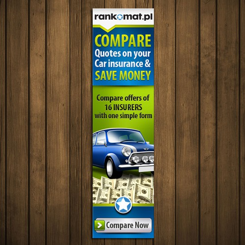 Help rankomat.pl with a new banner ad