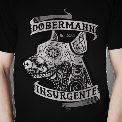 Dobermann Insurgente Logo