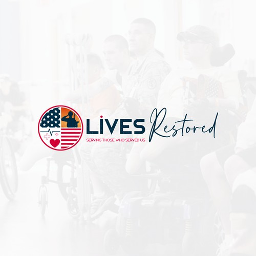 Lives Restored Logo