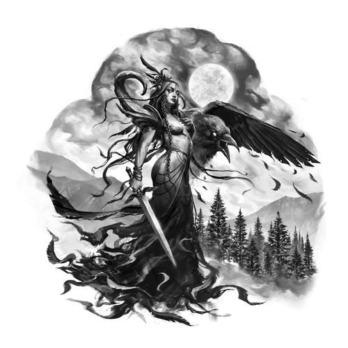 diosa celta