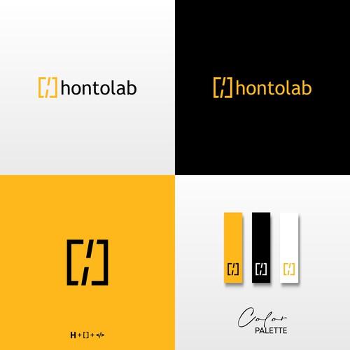 Logo Design for Hontolab