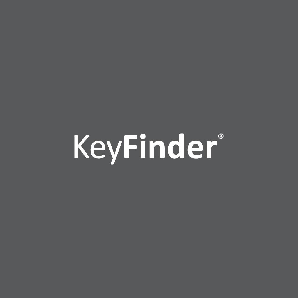 New Logo Keyfinder