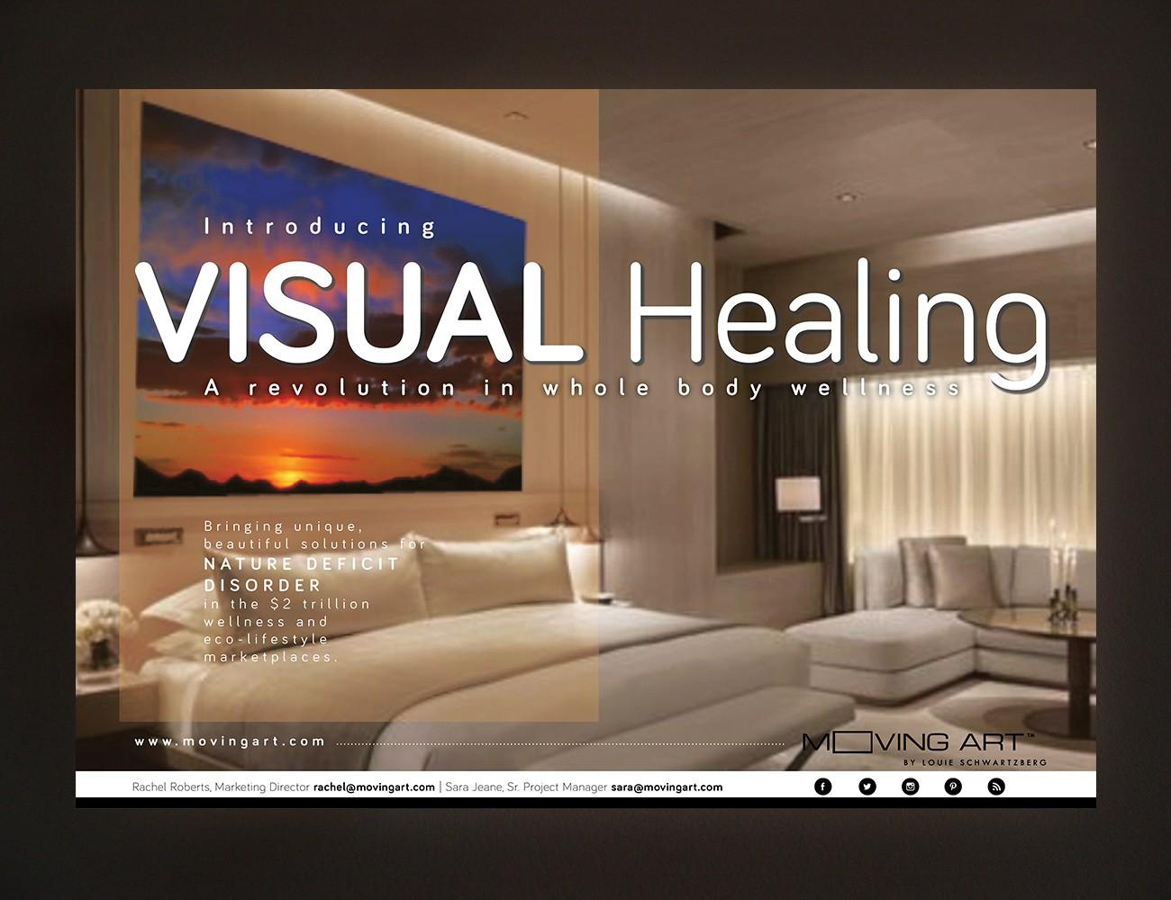 Visually Stunning and Bold Brand Presentation for Filmmaker Studio