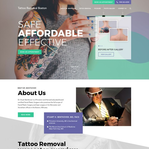 Tatto website