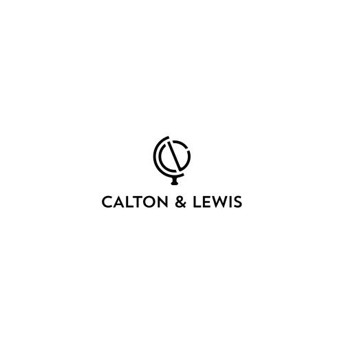 Luxury Men Clothing Logo.