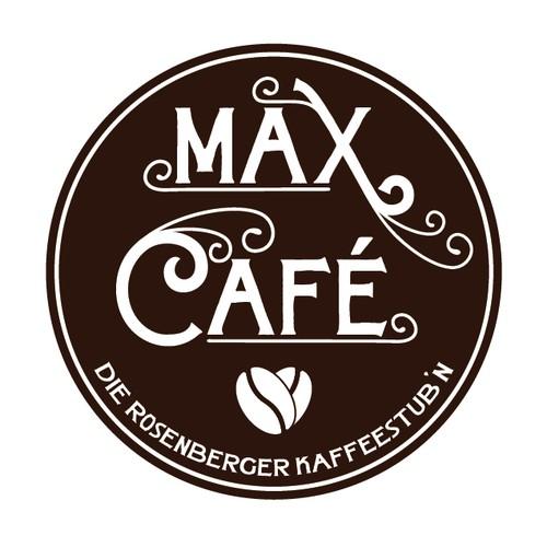 Traditional yet Modern Logo for German Coffee Bar
