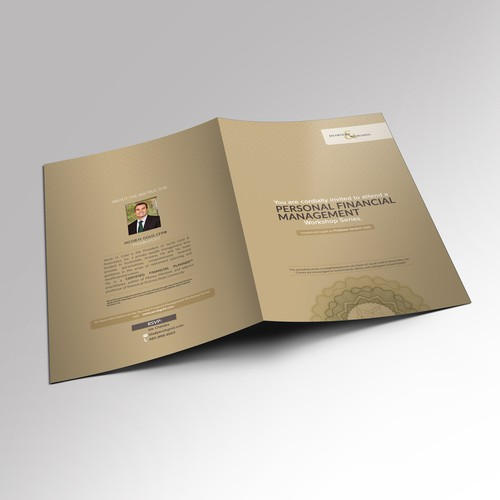 Personal Financial Management - brochure