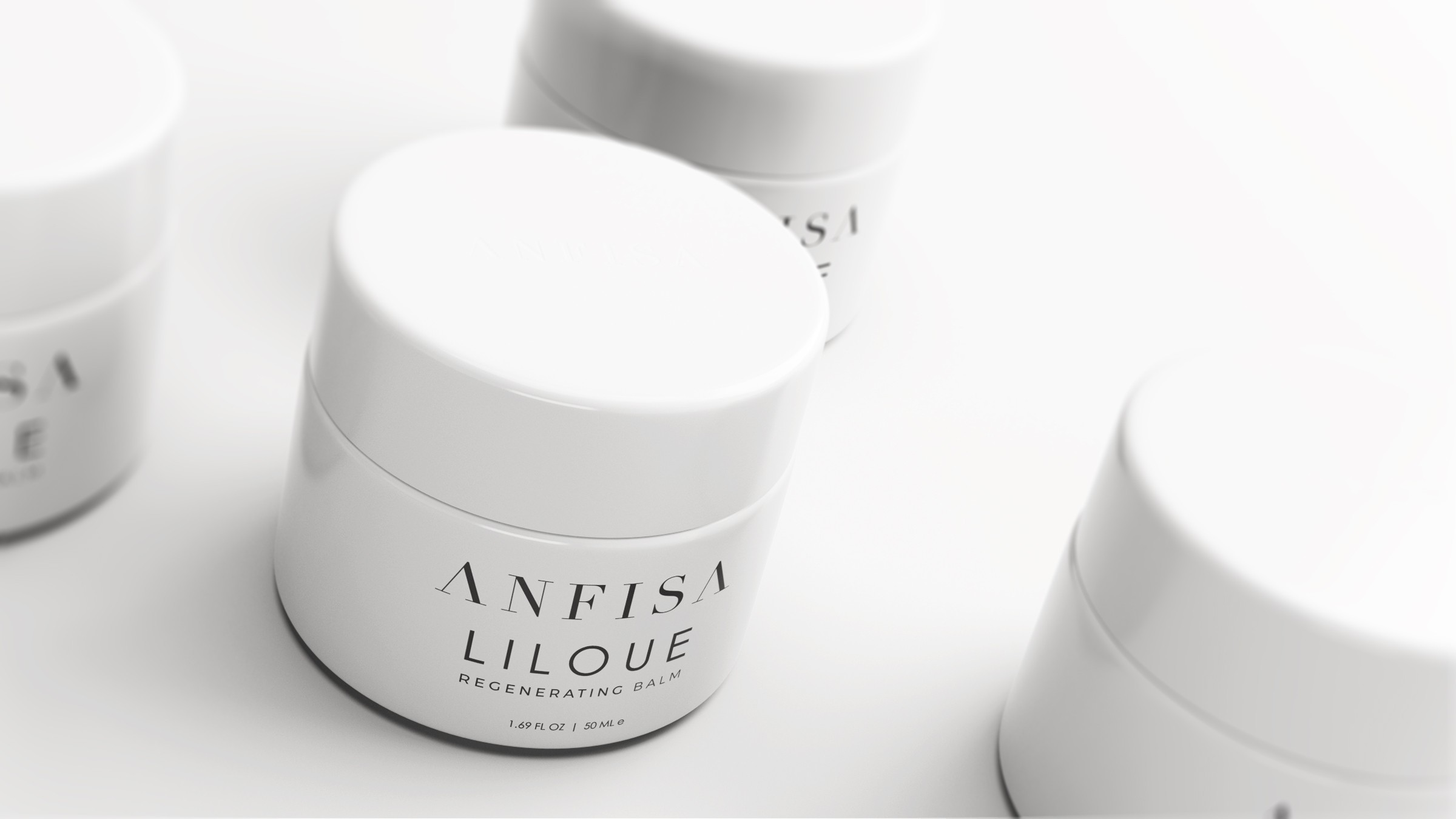 Need a clean, minimalist & luxury package design for a skincare line