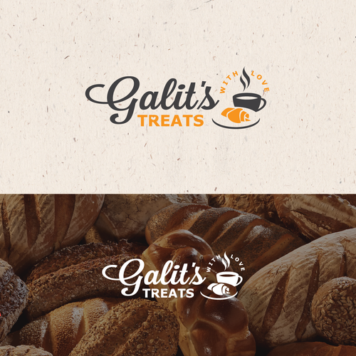Logo for patisserie