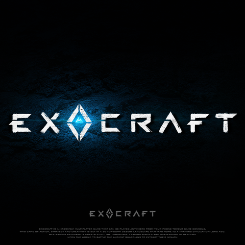 Logo design for Exocraft
