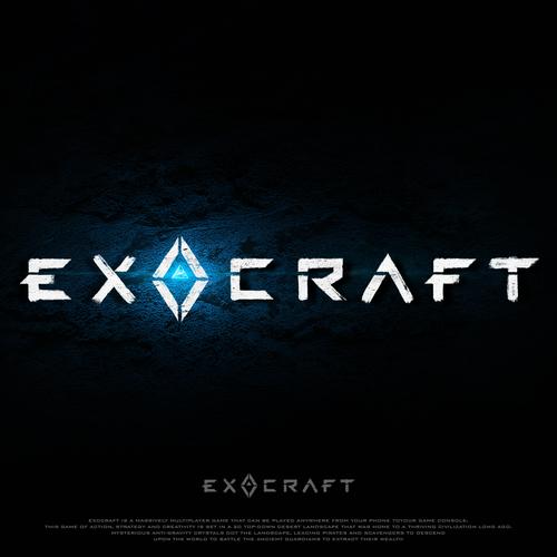 Logo design for Exocraft