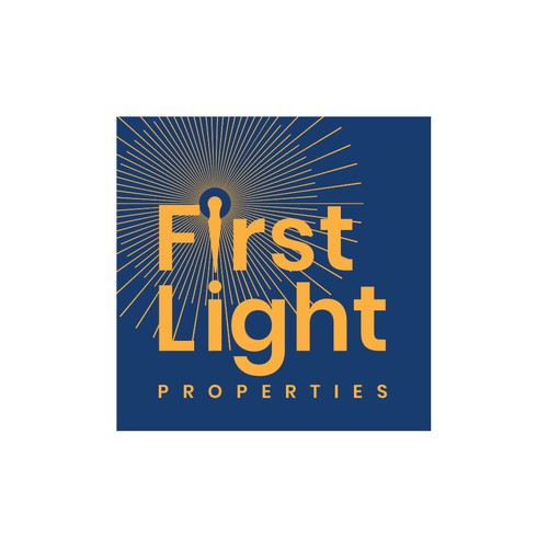 First Light Properties Sample Logo