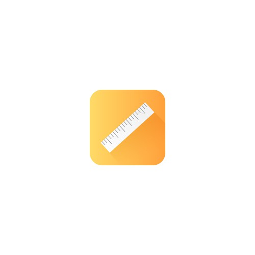 "Icon for ""Magic Measure"" app"