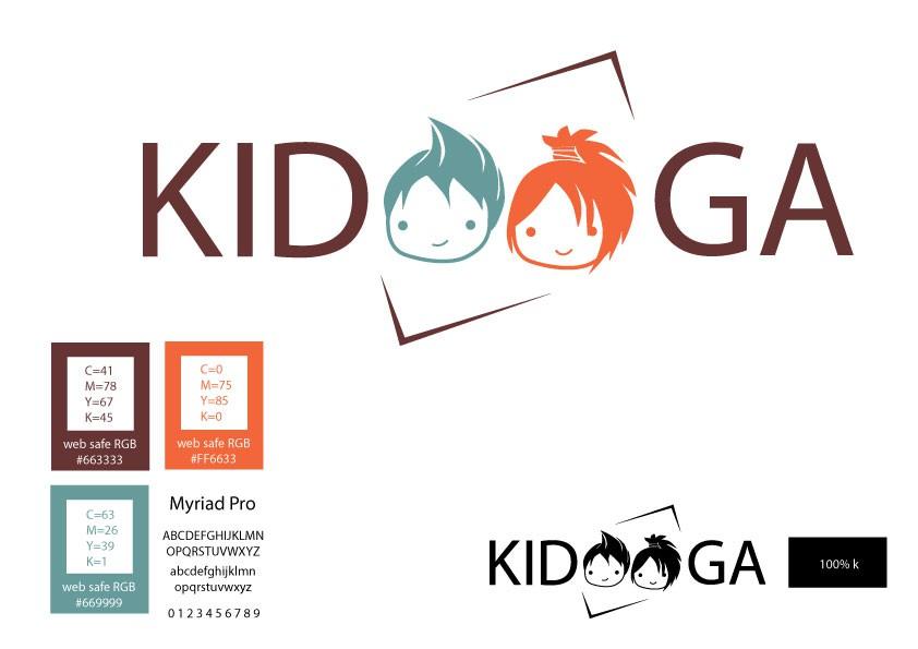 logo for Kidooga