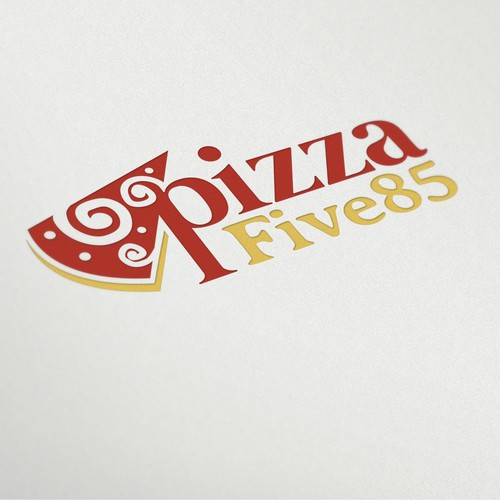 logo for Pizza 585