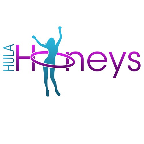 Create the next logo for Hula Honeys