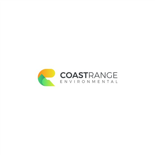 Logo concept for CoastRange