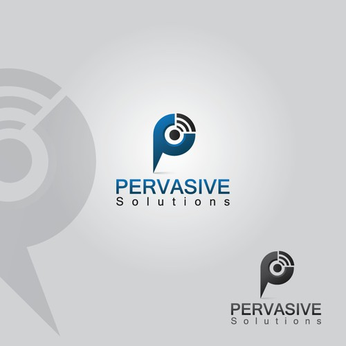 Pervasive Solutions  needs a new logo