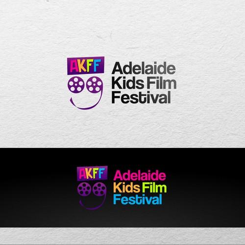 Logo forAdelaideKids Film Festival