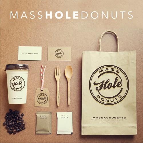 MASSHOLE DONUTS