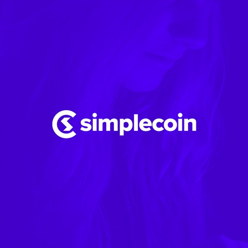 Minimalistic Logo for Cryptocurrency Service