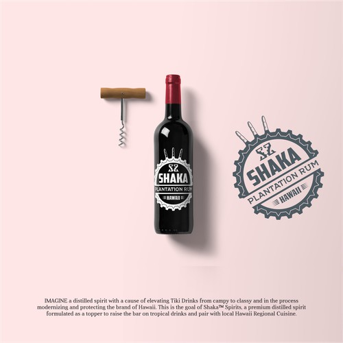 Shaka Planation Rum