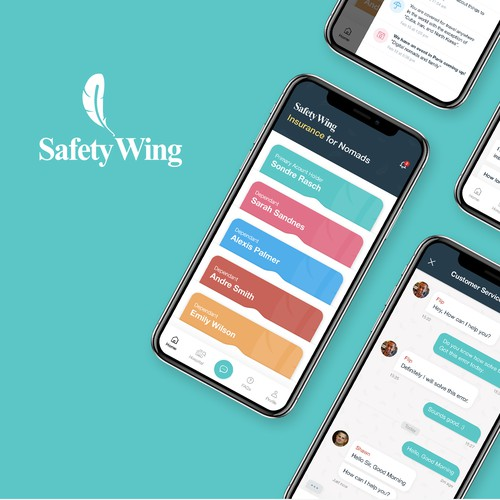 SafetyWing Insurance app