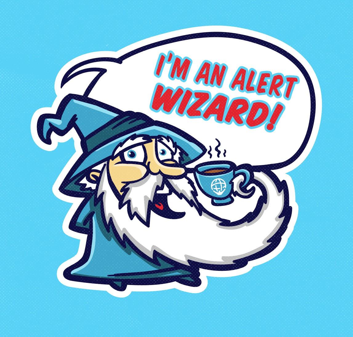 The Alert Wizard