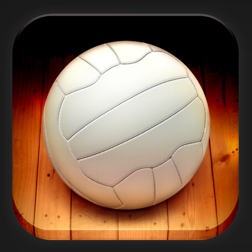 Netball iOS App Icon
