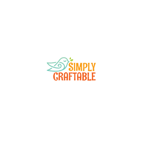 Simply Craftable Arts and Crafts Supplier Logo Concept