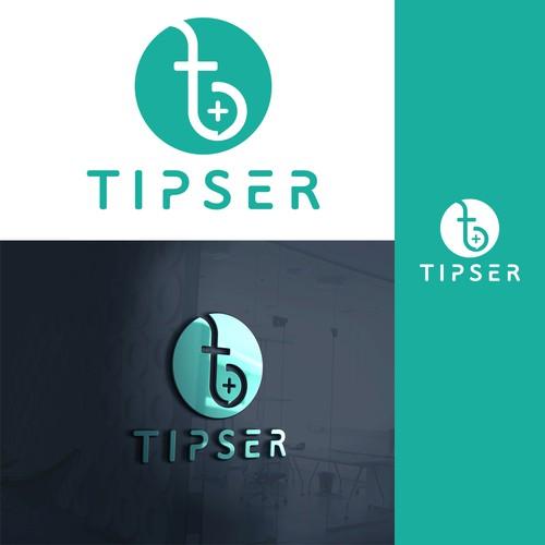 Sophisticated Logo design For Tipser