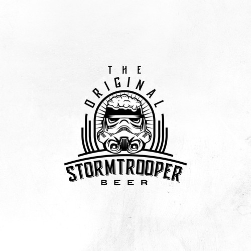 The Original Stormtrooper Beer