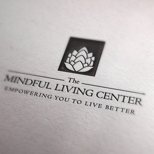 The Mindful Living Centre WANTS TO REWARD YOU for creating an amazing logo and business card design!
