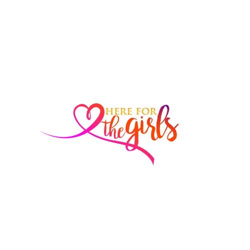 Logo for Here for Girls