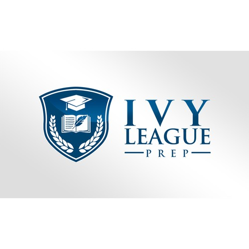 "College Admission Education Company Logo - - ""Ivy League Prep"""