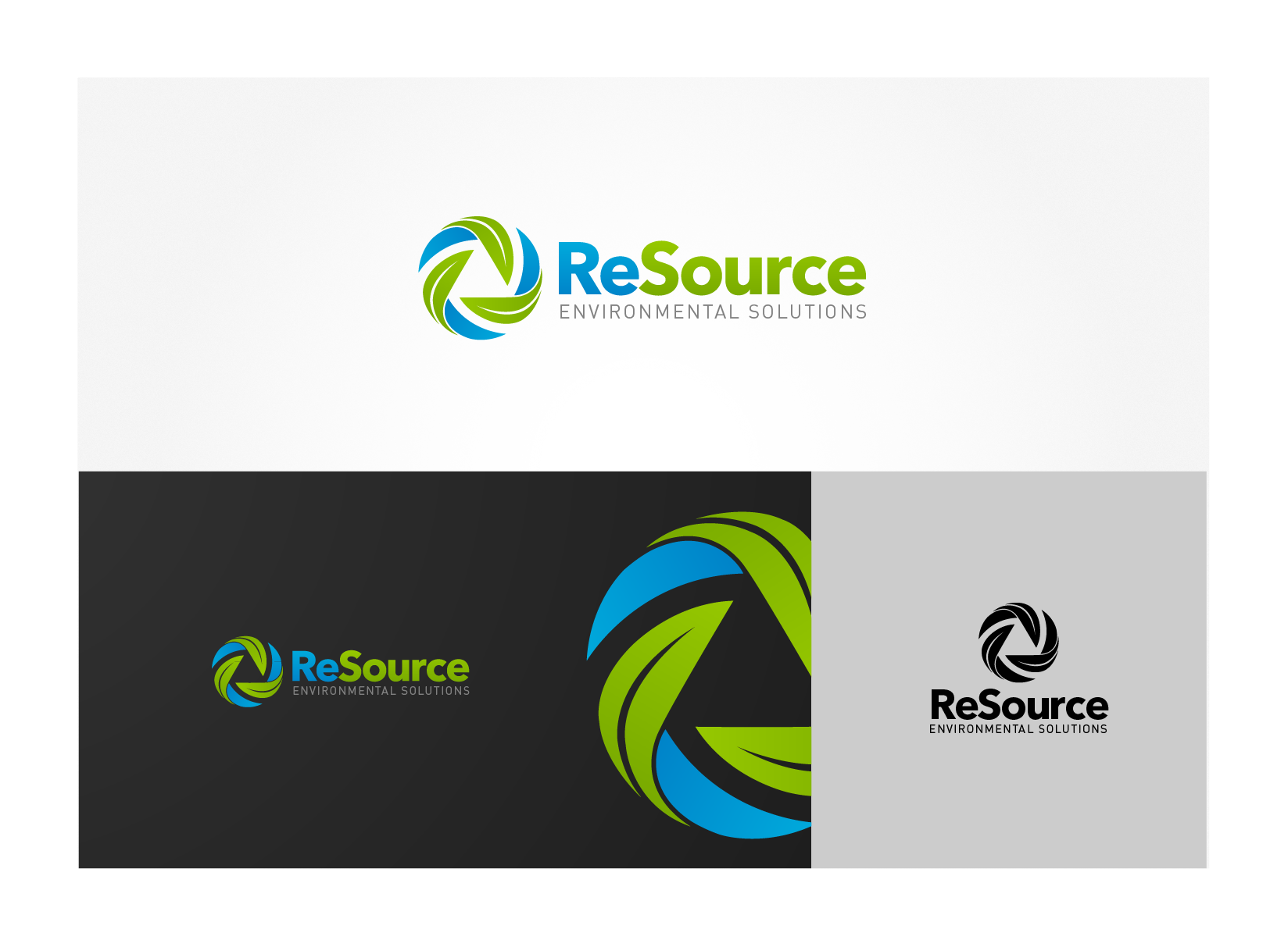 ReSource Environmental Solutions needs a new logo
