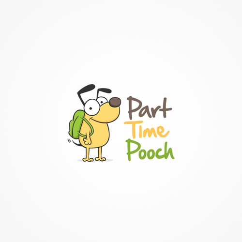 Help Part-Time-Pooch with a new logo