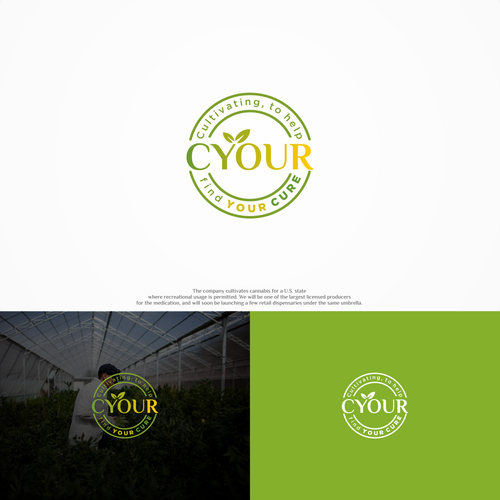 Bold logo for CYOUR