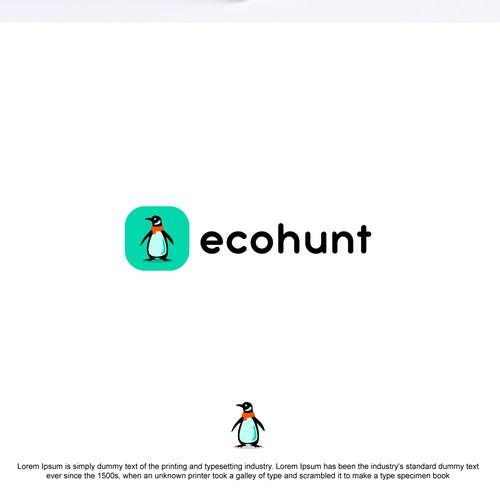 Ecohunt logo